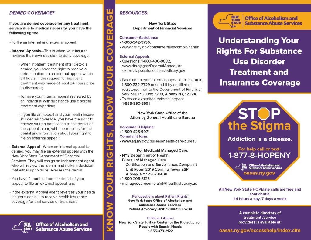 Rights for SUD Insurance Brochure_Page_1